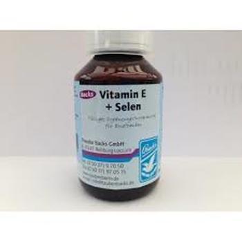 Backs Vitamine E + Sélénium 100ML