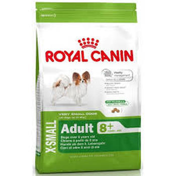 X-SMALL ADULT 8+ (500G - 1.5KG - 3KG)