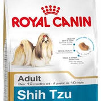 SHIH-TZU ADULT (500G - 1.5KG - 7.5KG)