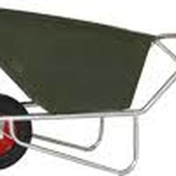 Brouette 170l 1 roue