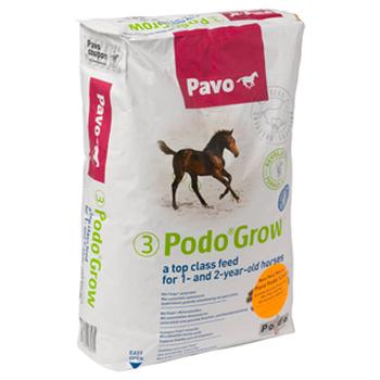 Pavo Podo®Grow 20KG