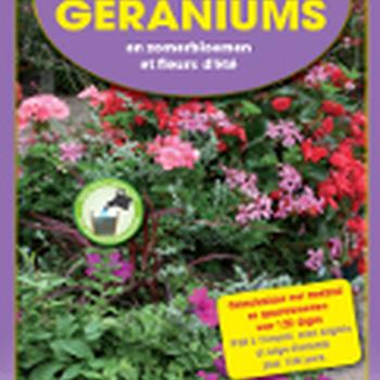 Terreau pour Géraniums et fleurs d'été 50l